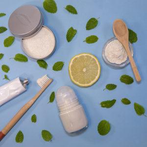 elaboración de productos de higiene