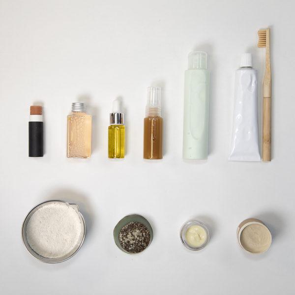 Iniciación a la cosmética natural