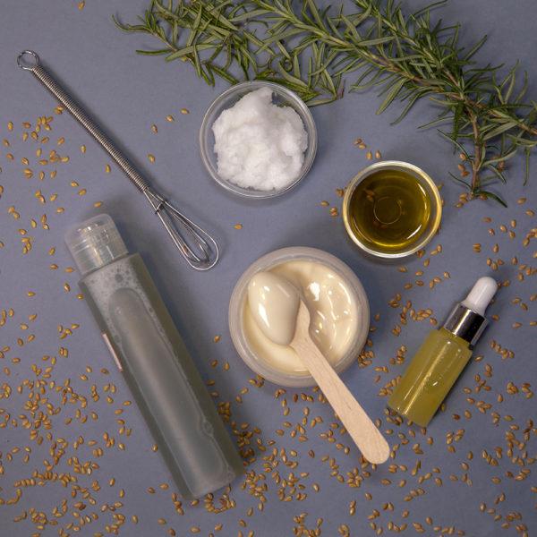 curso de productos para el cabello